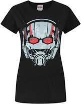 Marvel Official Ant-Man Women's T-Shirt (S)