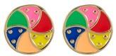 Ariella Collection Beach Ball Earrings