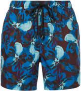 The Upside Fantasia print swim shorts
