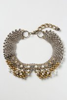 Anthropologie Sparked Agate Collar