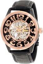 Stuhrling Original Men's 227.334541 Classic 'Cesario' Skeleton Automatic Watch