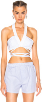 Alexander Wang Bikini Wrap Top