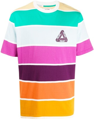 Palace wide stripe T-shirt