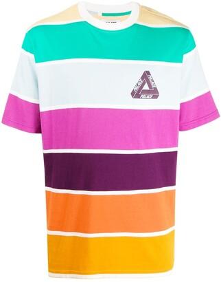 Palace wide stripe T-shirt