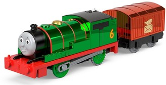 Thomas & Friends Motorised Metallic Percy