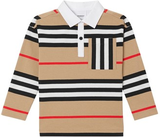 Burberry Cotton Interlock Polo Shirt