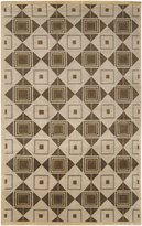 Surya IN8008-23 Sand Beige Mugal Collection Rug - 2ft X 3ft