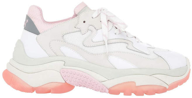 Ash Addict White/Pink Sneaker SS19-S-126379-002