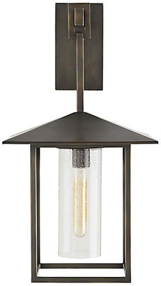 Arteriors Temple Sconce - Aged Bronze - Ray Booth for