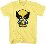 Wolverine Novelty T-Shirts Marvel Cartoon Tee