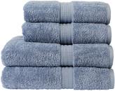Christy Plush Towel - Stonewash - Bath Sheet