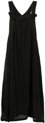 Y's Loose Linen Dress