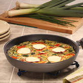 Swiss Diamond Classic 10.25 Covered Fry Pan Aluminum Non-Stick Frying Pan
