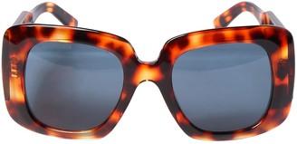 Balenciaga Blow 0119s Square Acetate Sunglasses