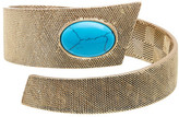 House Of Harlow Tanta Crosshatch Bangle