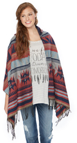 Motherhood Wendy Bellissimo Warm Aztec Print Maternity Scarf