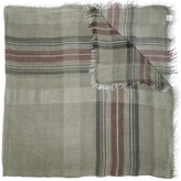 Faliero Sarti leopard print scarf - women - Modal - One Size