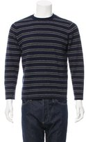 Steven Alan Striped Wool Sweater