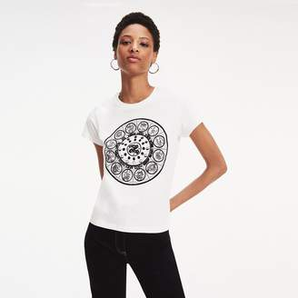 Tommy Hilfiger Zendaya Zodiac Print T-Shirt