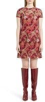 Valentino Garavani Women's Valentino Lotus Guipure Lace Dress