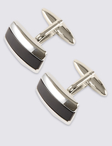 M&S Collection Enamel Cufflinks
