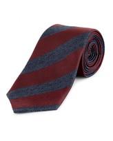 Jaeger Silk Melange Stripe Tie