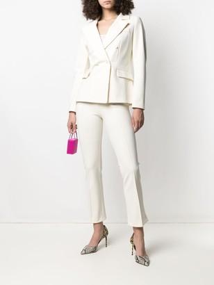 Le Petite Robe Di Chiara Boni Slim Tailored Trousers