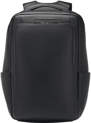 Porsche Design Roadster Leather Medium Backpack