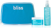 Bliss Fabulous Dynamic Cleanse and Moisture Duo