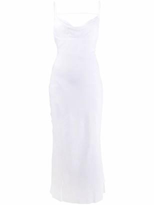 Jacquemus Adour slip dress