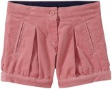 Stella McCartney Anna Corduroy Shorts (Toddler/Kid) - Rose-2