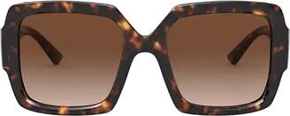 Prada Pr 21xs Havana Sunglasses