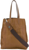 Diesel star tote bag - men - Calf Leather - One Size