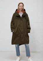 Hope khaki green sky parka