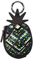 Vera Bradley Pineapple Bag Charm
