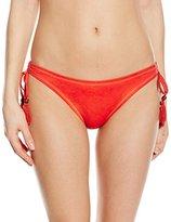 Lucky Brand Women's Vacation Vibe Hand-Dyed Bikini Bottom