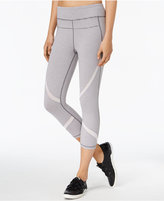 Calvin Klein Striped Capri Leggings