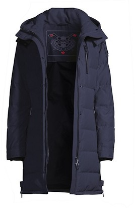 Moose Knuckles Cloud Core Trinity Water-Repellent Parka Jacket