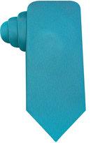 """Alfani Men's Aqua 3"""" Tie, Only at Macy's"""