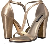 Michael Antonio Jons - Metallic High Heels