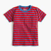 J.Crew Boys' bright striped T-shirt