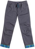 Chaps Boys 4-7 Plaid Cuff Pull-On Pants