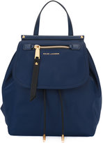Marc Jacobs Trooper backpack - women - Leather/Nylon - One Size