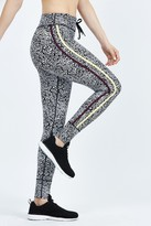 The Upside Monochrome Ditsy Yoga Pant