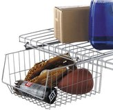 """Storage Solutions® 0508S6 8"""" Basket w/Runners"""