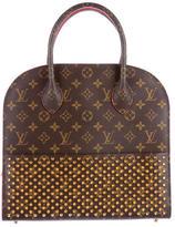 Louis Vuitton Christian Louboutin X Shopping Bag