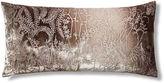 Kevin OBrien Twigs 11x23 Velvet Pillow, Dove Gray