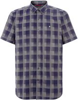 Victorinox Graduation S/s Check Shirt