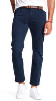"William Rast Dean Slim Straight Twill Jean - 32"" Inseam"