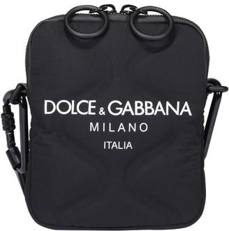 Dolce & Gabbana Palermo Crossbody Bag